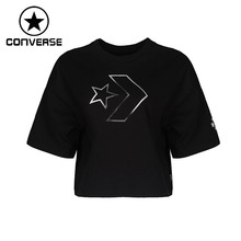 Original New Arrival Converse Women's T-shirts short sleeve Sportswear