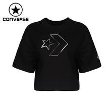 Original New Arrival Converse Women's T-shirts short sleeve Sportswear