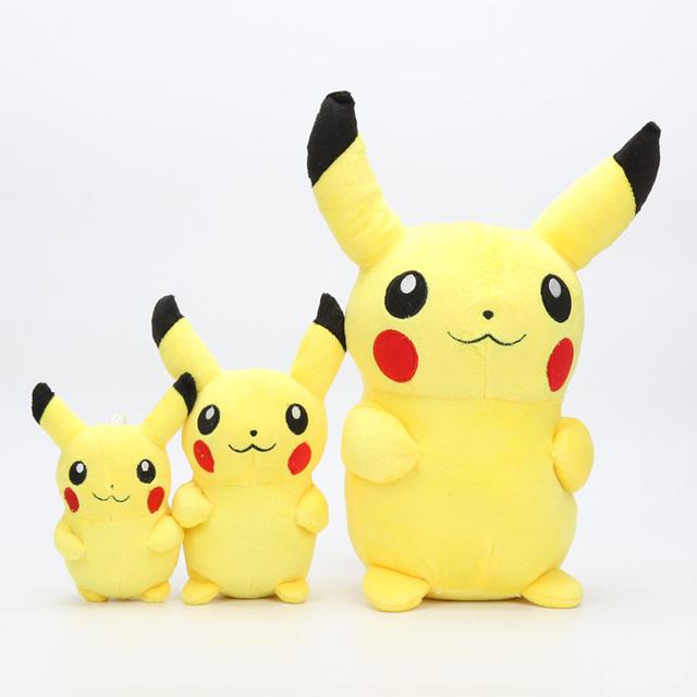 Pikachu Stuffed Dolls Japan Import