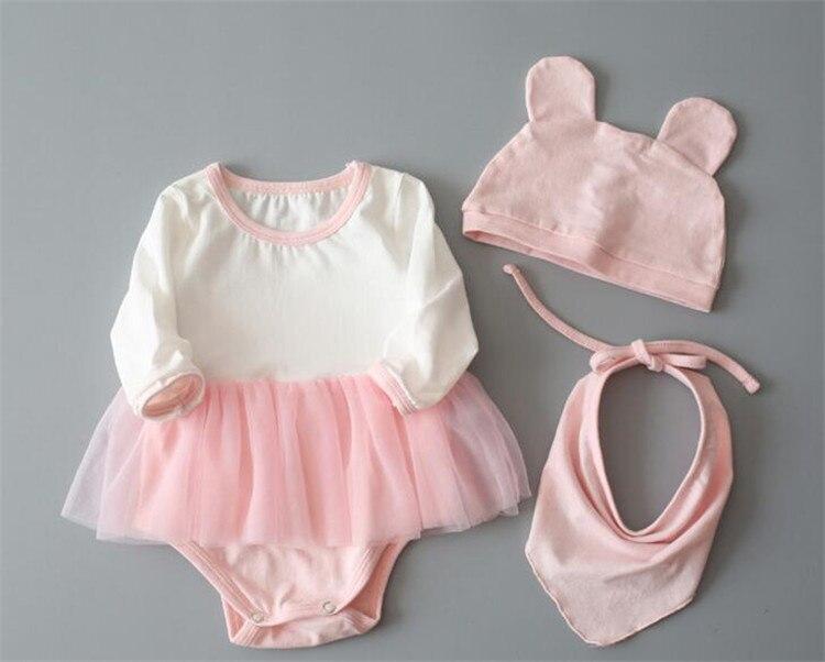 Reborn baby doll roupas rosa/azul vestido de princesa ...