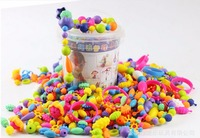 No Rope Needed 290pcs B Pop Arty Pop Arty Pop Beads Snap Together Girls Jewelry Kit