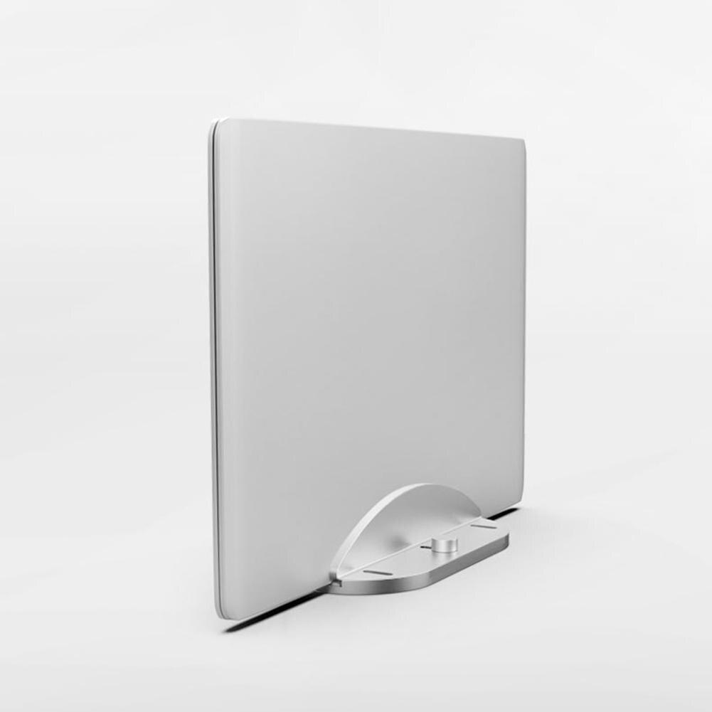 Wholesale New Desktop Adjustable Vertical Notebook Stand Holder Bracket for MackBook Air/Pro