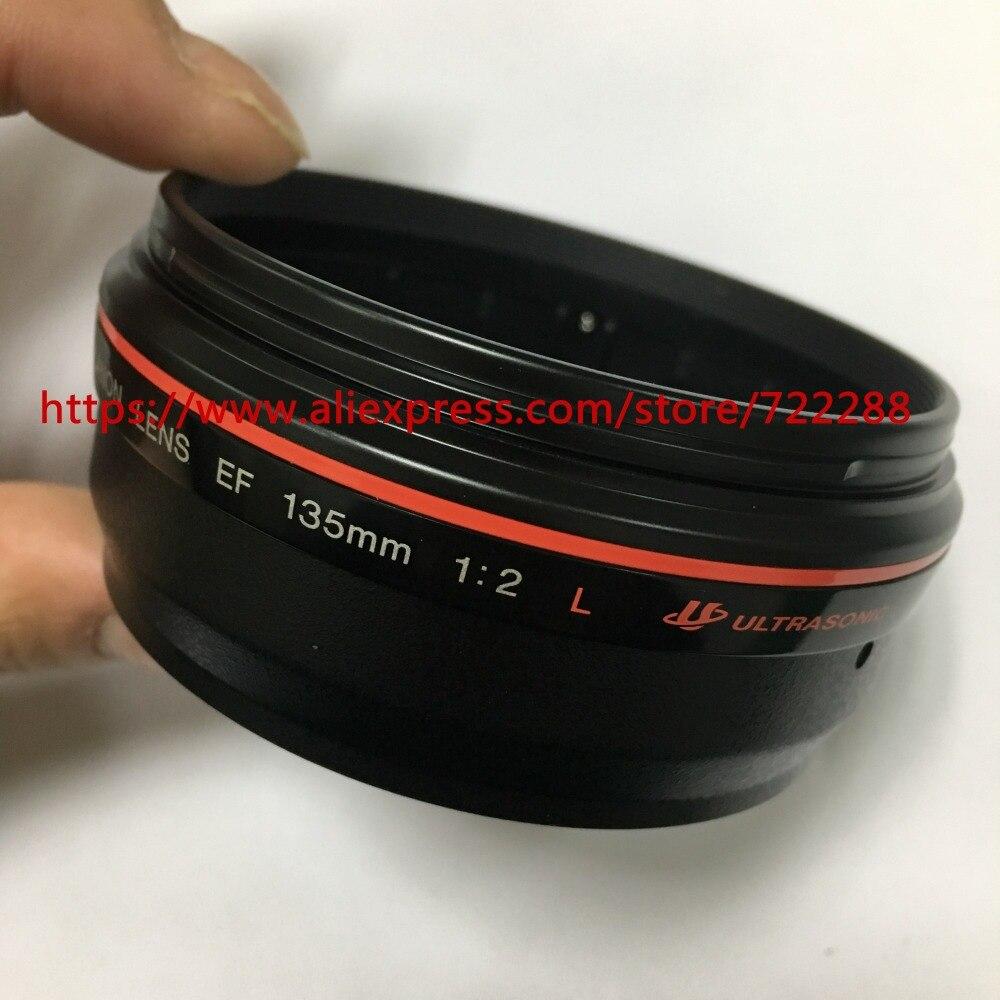 Repair Parts For Canon EF 135MM F 2 L USM Front Ring Lens Barrel Ass y