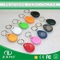 (100 unids) Regrabables RFID Programable 125 KHz T5577 Keyfobs Llavero Buscador Dominante Para Copiar Tarjetas EM4100