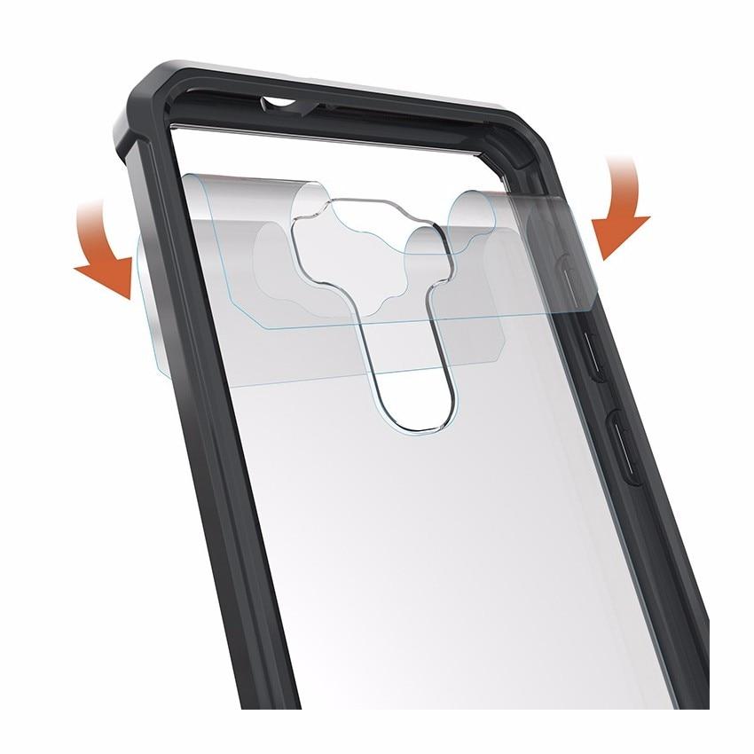QTNED Hybrid Հեռախոսի հետևի կափարիչ Asus Zenfone - Բջջային հեռախոսի պարագաներ և պահեստամասեր - Լուսանկար 2