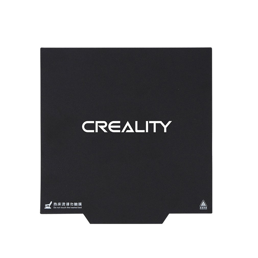 Creality <font><b>3D</b></font> <font><b>Printer</b></font> Magnetic Print Bed Tape Heat Paper <font><b>3D</b></font> <font><b>Printer</b></font> Print Sticker Square Build <font><b>Plate</b></font> Tape Surface <font><b>Flex</b></font> <font><b>Plate</b></font> image