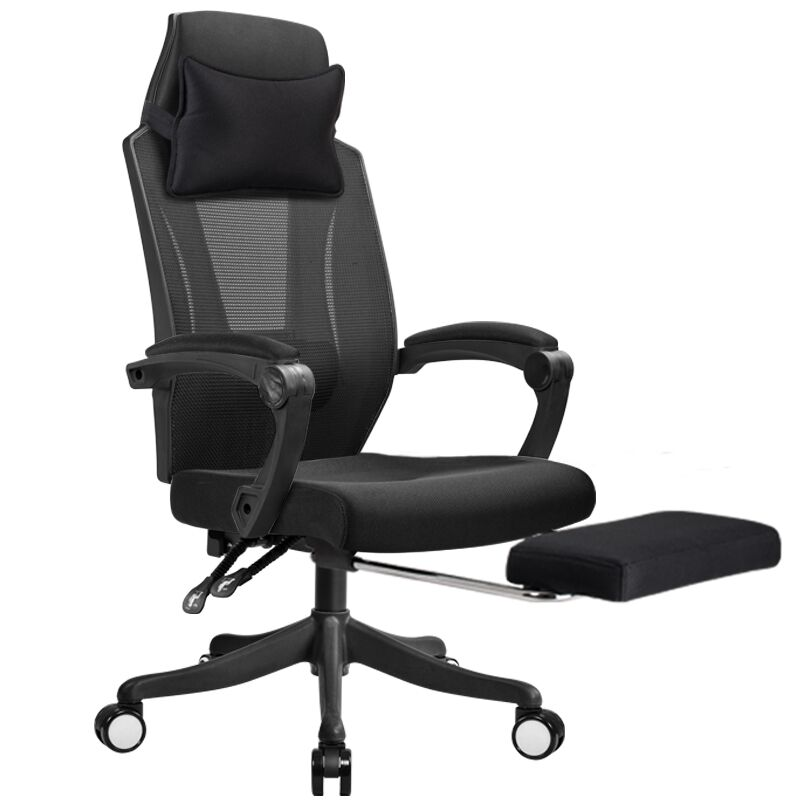 Office Chair 150 Degree Home Ergonomic Lift Swivel Computer Chair Silla Oficina Mesh Staff Chair Cadeira Gamer