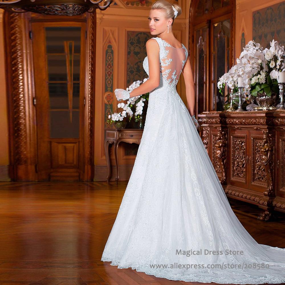 blanc debutante robes femmes perles 2016 nouvel an robe oriental arabe une ligne dentelle robe de - Robes Orientales Mariage