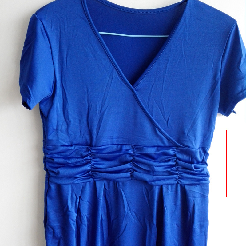 Comfortable Maternity Dress V neck Pregnant Dress S M L XL Women s Vestidos Plus  Size Nursing Clothes Black Red Blue-in Dresses from Mother   Kids on ... 69d91bb33199