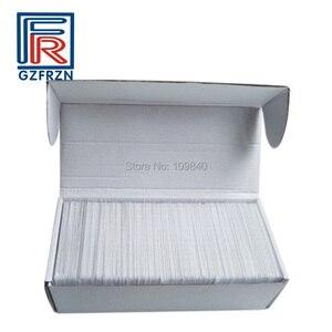 Image 1 - 1000 шт. NTAG215 для Tagmo переключатель NFC карта приближения ПВХ белая карта/бирки для контроля доступа платежа