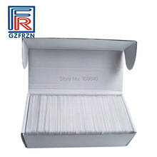 1000pcs NTAG215 For Tagmo Switch NFC Card proximity PVC blank white card/tags for access control payment