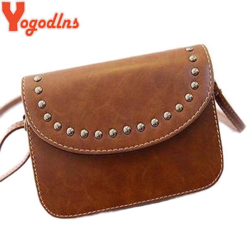 2017 Vintage Fashion shaping bag Paint Retro Shoulder Bag mini messenger bag Women's handbag Brand Leather Women Handbag