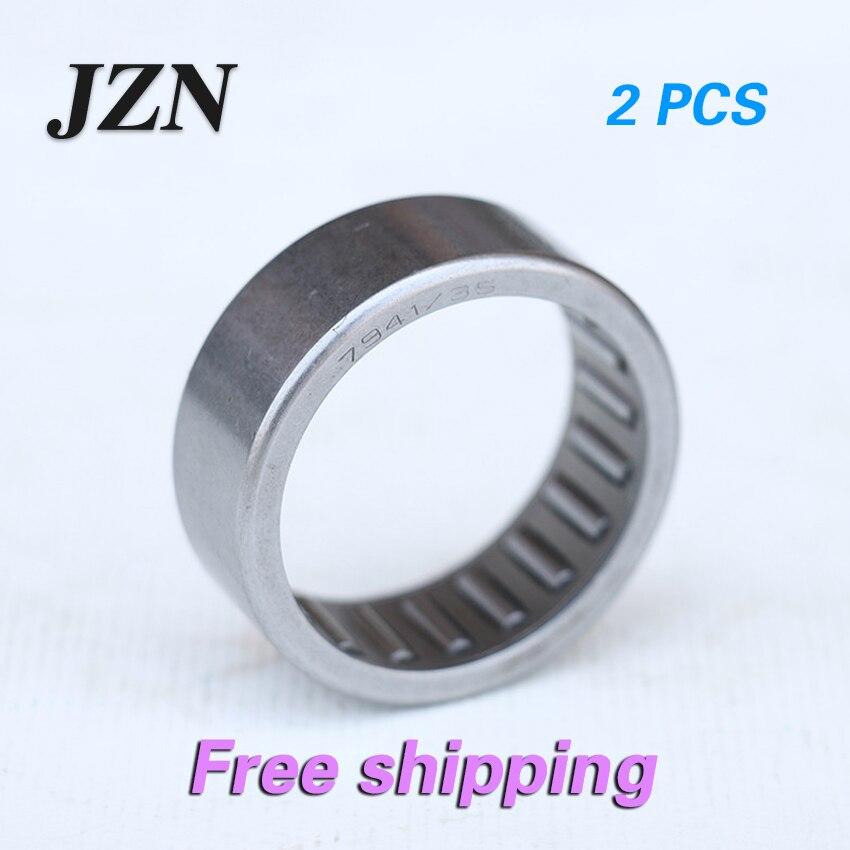 Free Shipping! 2PCS  HK101612 10*16*12mm Needle Roller Bearings