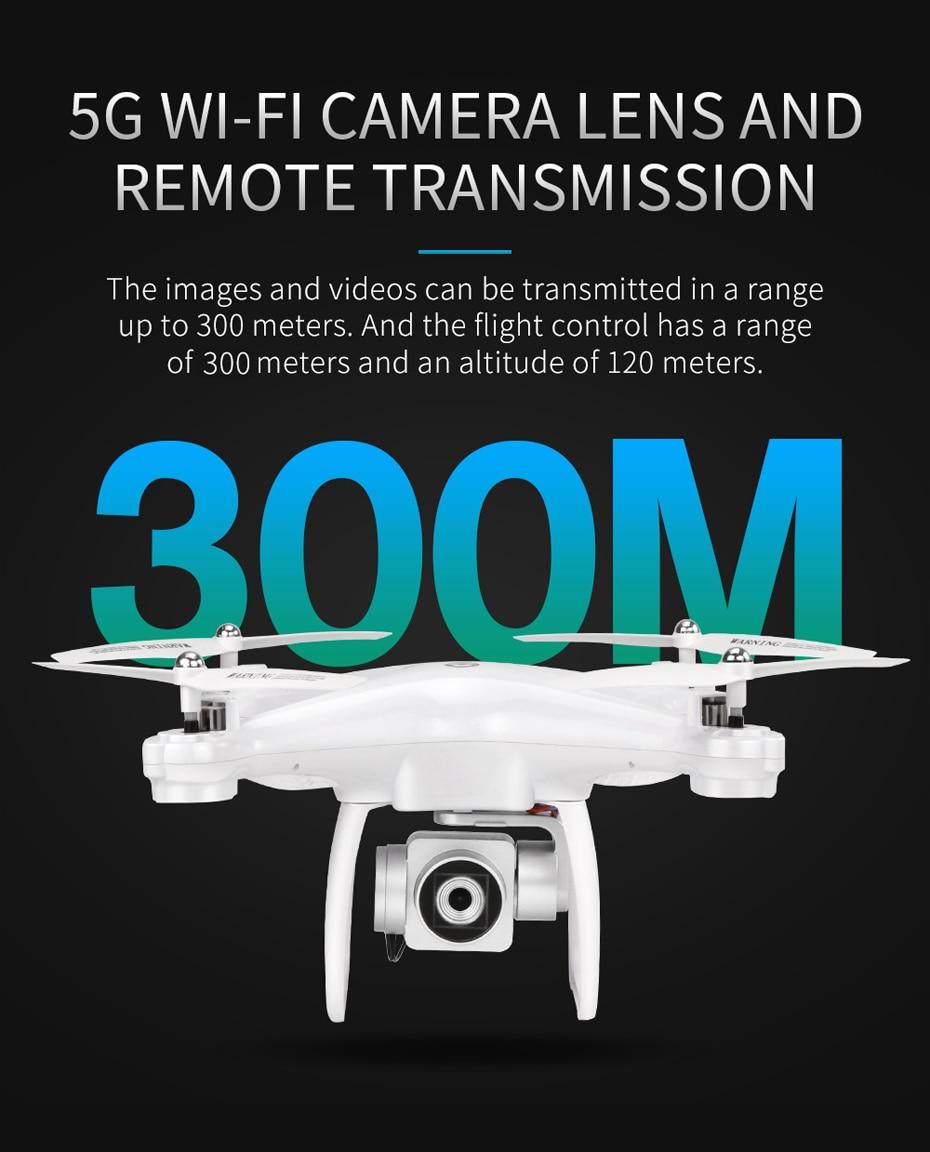 12 Drone 5G Wifi VS H68 Camera 1080P HD