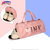 Women Gym Bags Sequins Sport Bag Men Outdoor Training Handbag with Shoes Compartment for Fitness Training Travel Yoga sports