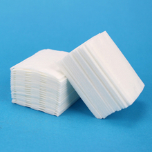 Makeup Remover Face Cotton Pads 500pcs/Set Women Makeup Wipe Cotton Pads Beauty Cosmetic Nail Polish Cleaning Pads