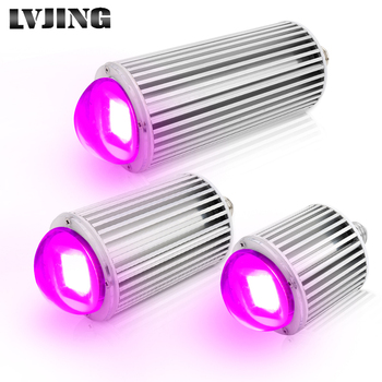 60 Вт 120 Вт 180 Вт светодио дный Светодиодная лампа для выращивания COB Высокая светодио дный яркость Светодиодные лампы для выращивания AC 85-265 с...