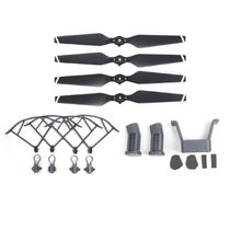 Landing Gear +Protector Guard + Props Propellers Blade, 3 in 1 Mavic Pro Accessories kit For DJI Mavic Pro Accessories