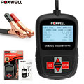Foxwell BT100 100-1100 Cold Cranking Amps 12V Battery Load Tester Portable Design Directly Battery Analyzer