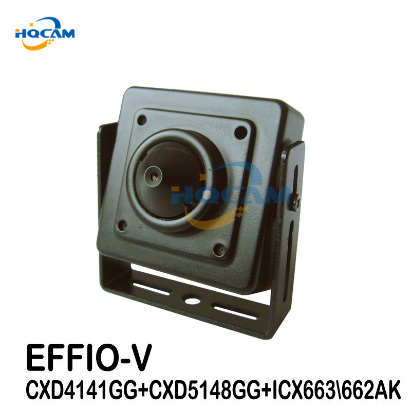 low illumination 1 3 sony ccd 700tvl with 3 6mm hd lens and audio function and osd function HQCAM 1/3 SONY Effio-V 800TVL True WDR Miniature Square Camera 3.7mm Lens OSD Function 4141+663\662 ATM Camera According face