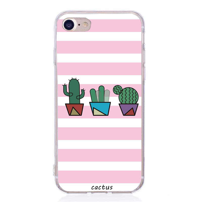Case untuk iPhone 6 S Telepon Aksesoris Silikon Warna-warni Lembut Mewah untuk iPhone 7 Iphone6 6 S Plus 8 plus X XS 10 Shell Capa Case