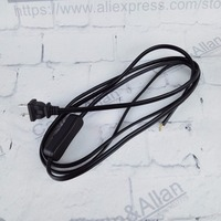Free Shipping Sample Order Of Extend Wire Cord With CE UL Plug And Switch 2 0