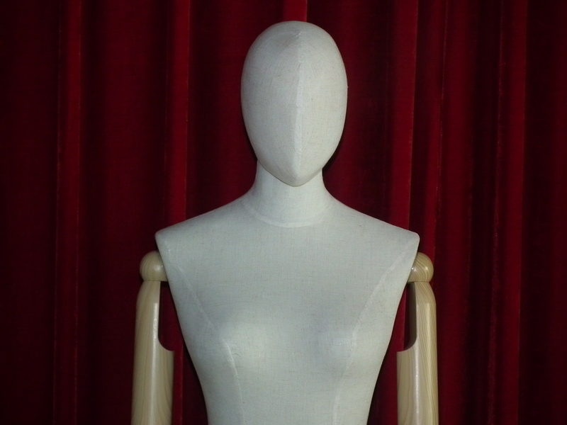 EMW-XGd04A+LH wrapped linen mannequin_3