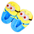 Minions Home Winter Slippers Cotton Slippers Plush Shoes Push  TCCS6068