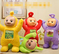 "4Pcs/Set 33cm Teletubby Plush Toy Doll Teletubbies 10"" Laa Plush toy"