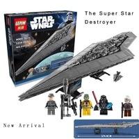 Lepin 05028 Star Destroyer Lepin Star Wars Blocks 3208pcs Lepin Starwars Legod Execytor Bricks Blocks Compatible Toys