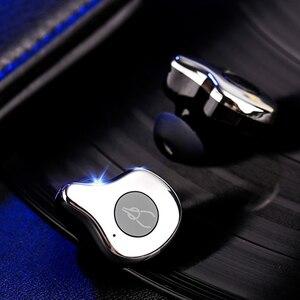 Image 3 - Verdadeiro Sem Fio Bluetooth 5.0 Mini Fone De Ouvido Fones De Ouvido Caixa de Auto Com 3000mAh Carga
