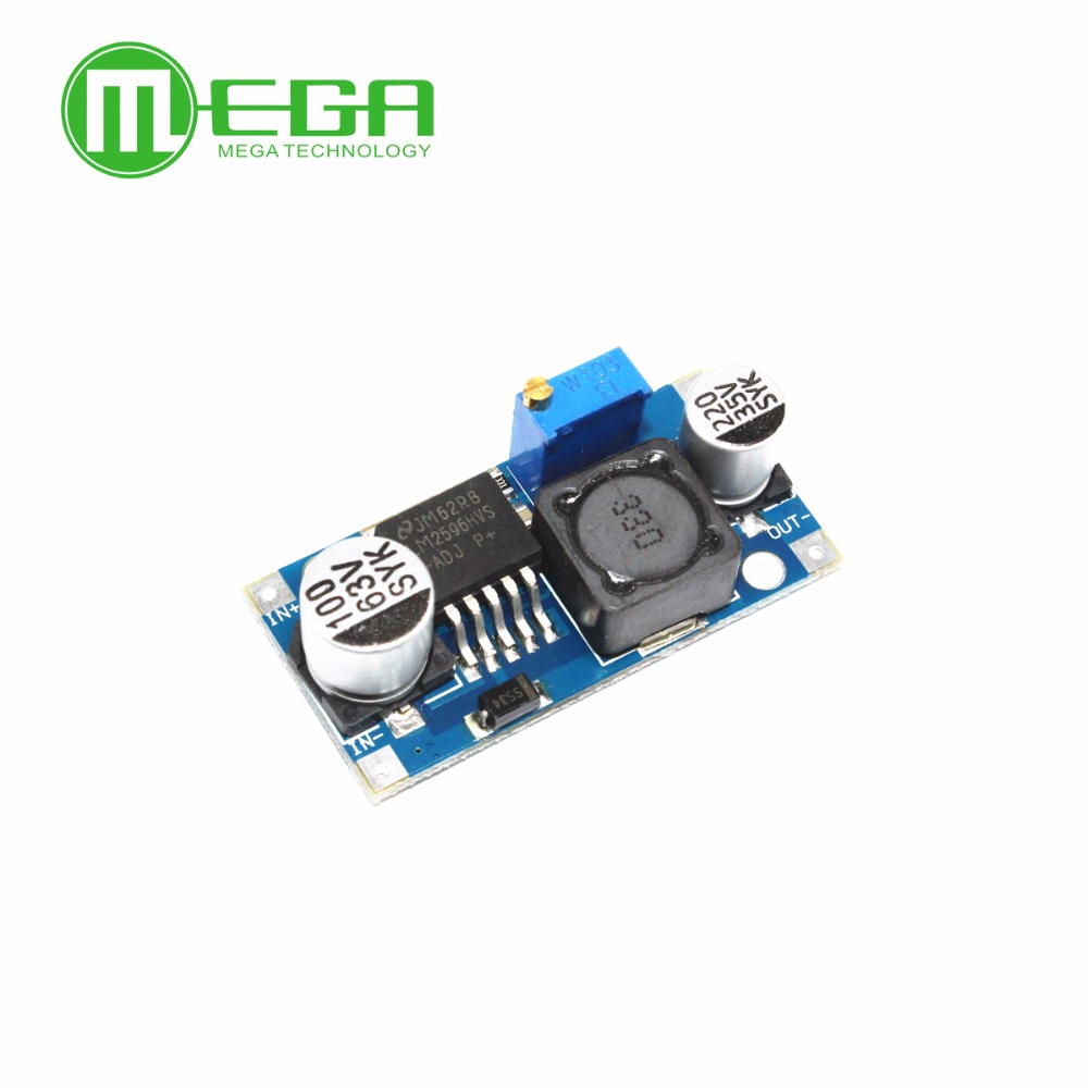 10 Pcs LM2596HVS LM2596HV DC-DC Adjustable Step Down Buck Converter Power Module 4.5-50V To 3-35V