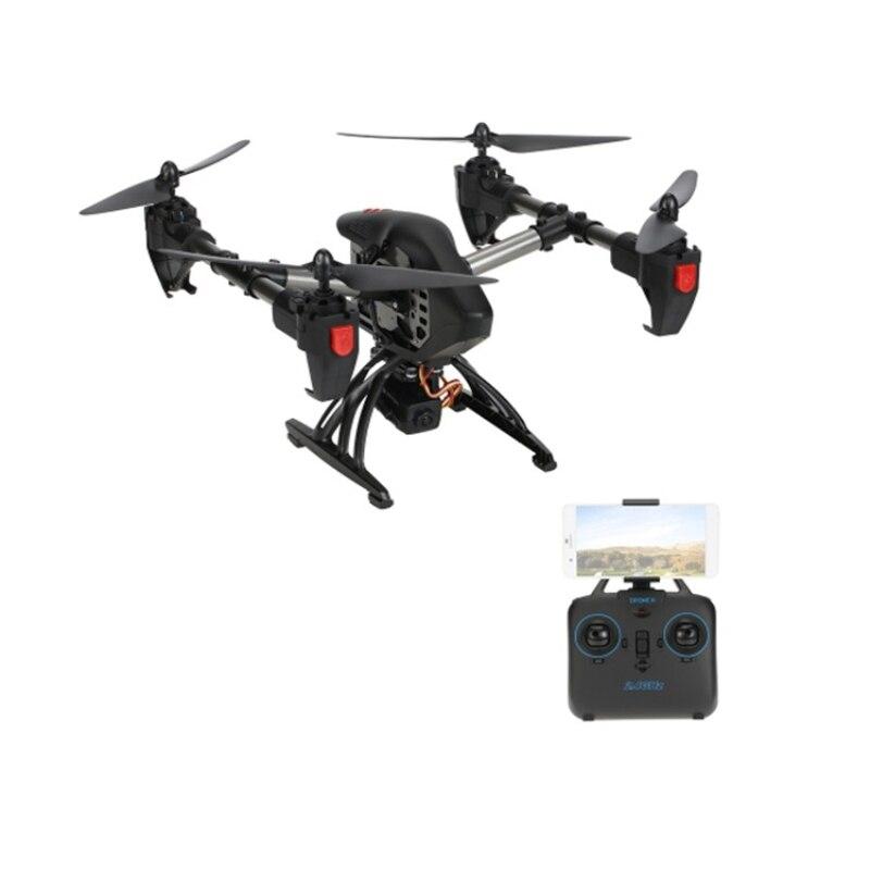 2.4 г Профессиональный Drone с WI FI FPV системы HD Камера реального времени Радиоуправляемый Дрон jy011 Racing селфи дроны RTF отношение провести радиоупр