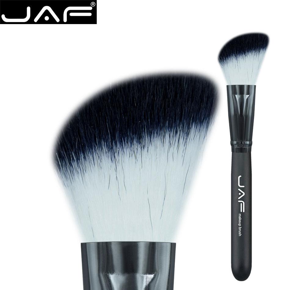 12 unids jaf estándar al por mayor pincel de maquillaje 12swa