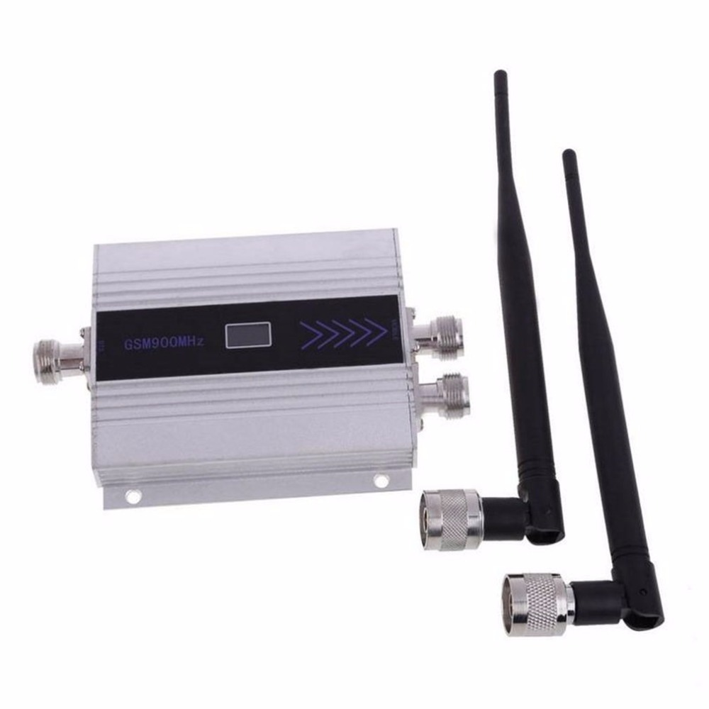 GSM 900MHZ Cellphone Signal Booster Repeater Amplifier Signal Amplifier Portable Size Smartphones Signal Amplifier Drop Shipping