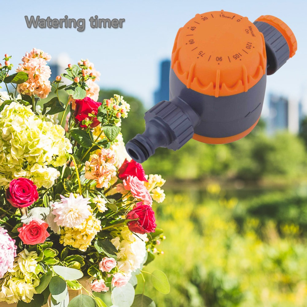 Automatic Garden Water Timers Suitable for Home Gardening And Farmland 7