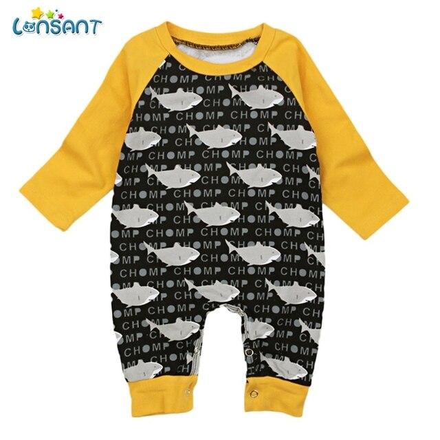 9ec7785f4 LONSANT Newborn baby romper costume Toddler Infants Baby Boys Girl ...