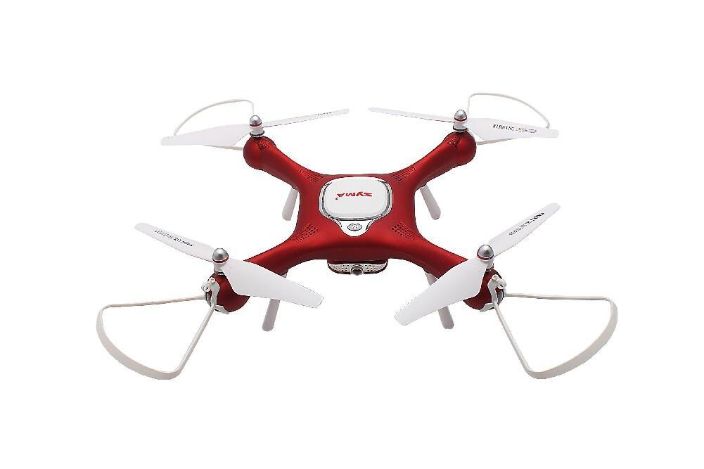LeadingStar Original SYMA X25W PRO Drone RC Quadcopter With Wifi 720P Camera Professional FPV Drone Auto Return RC Helicopter mjx x601h crones camera hd wifi drone auto return rc helicopter professional fpv drone quadcopter with camera