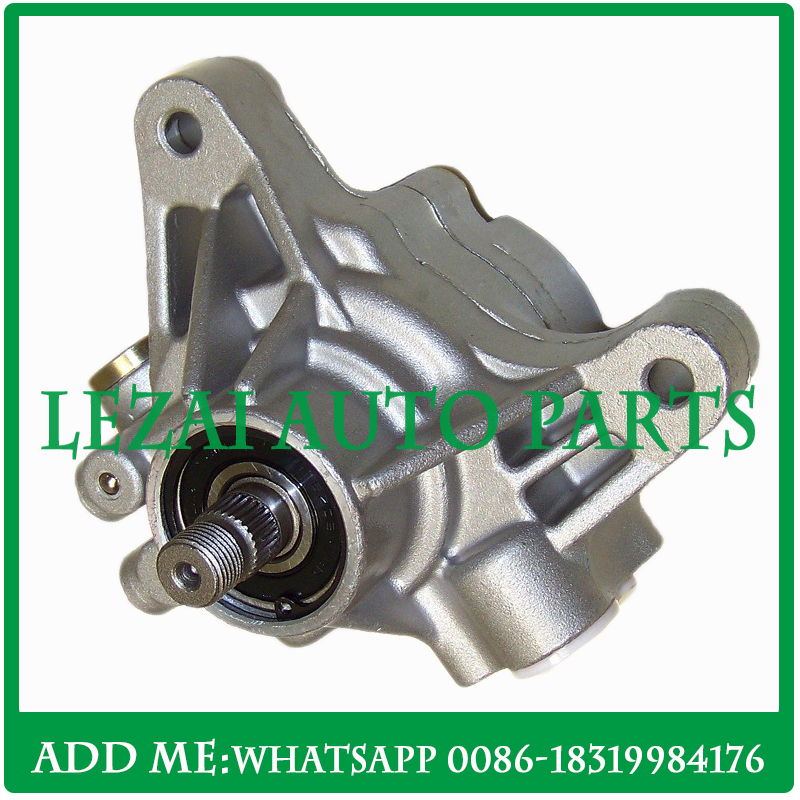 POWER STEERING PUMP For Car <font><b>Honda</b></font> CRV <font><b>Accord</b></font> Acura RSX 2.0L 2.4L 2002-2011 5611-PNB-A01 56110-PNB-A01 5611PNBA01 56110PNBA01 image