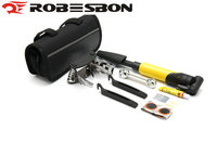 ROBESBON Bicycle Combination Tools Mountain Bike Repair Kit Tools With Gas Cylinder Tire Repair 13 In