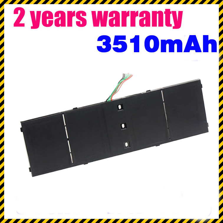 JIGU Laptop Battery AP13B3K AP13B8K For ACER Aspire R7 V5-573G V5-437 R7 UltraBook R7-571 571G 572 572G V5-572 573 Series 30w rubber handle electronics diy welding soldering iron 110v ac