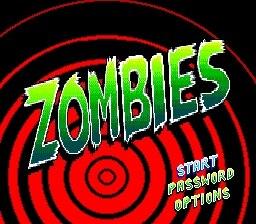 Игры сега зомби съели