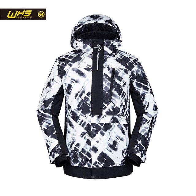 WHS Новинка 2018 года мужские уличные лыжные Куртки ветрозащитный леди теплое пальто женские зимние куртка Подростковая тонкая одежда женская теплая куртка