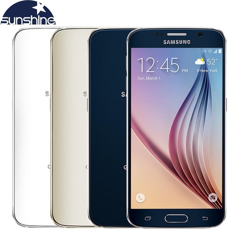 Original Unlocked Samsung Galaxy S6 s