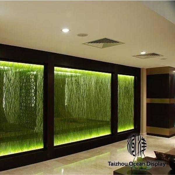 Translucent Interior Wall Panels