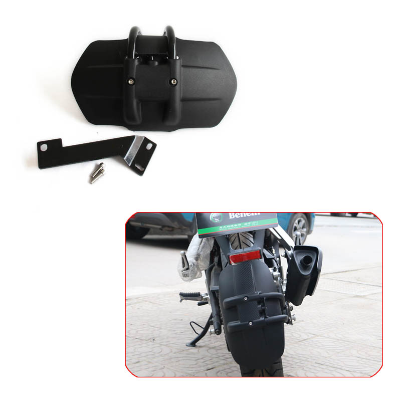Aluminum Motorcycle Accessories Rear Fender Bracket Motorbike Mudguard For BMW F800GS/F700GS/F650GS/F800R bjmoto motorcycle abs rear fender bracket motorbike mudguard for bmw r1200gs 2004 2012