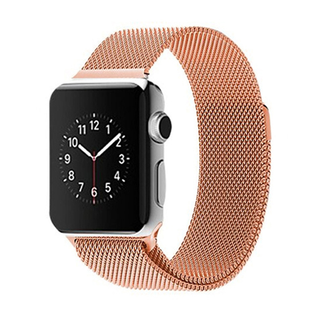 Magnetic Milanese Loop band for Apple watch 2 Link Bracelet Stainless steel strap for apple watch 42mm 38mm Watchband
