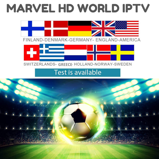 US $21 76 36% OFF|World IPTV Marvel HD Subscription 5000Live+10000VOD for  Nordic Dutch Poland Turkish Portugal Arabic Europe Android M3u-in Set-top