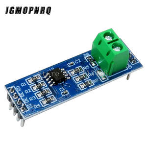 TTL Max485-Module RS-485 MCU Microcontroller Development-Accessories for 5PCS Turn To