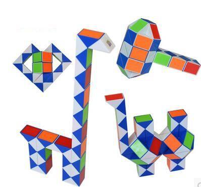 Multicolor magicaf pies mágicos 24 36 48 72 108 gobernante cubo mágico juguetes educativos